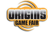 Origins Game Fair - Columbus, Ohio.